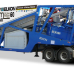 ELKON Mobile Concrete Batching Plant