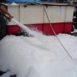 foam-cleaning