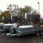 trailer mounted incinerator